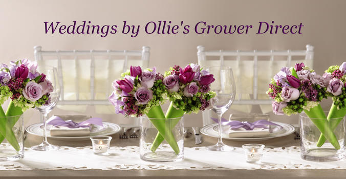 {Wedding Flowers by Ollie}