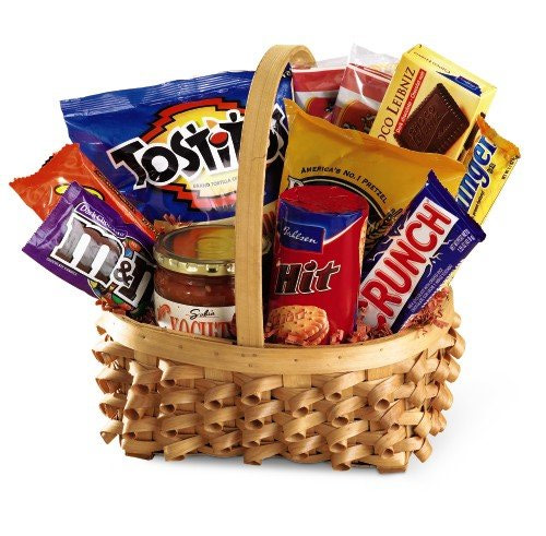 Baby Gift Basket Delivery Calgary : Gourmet gift basket of premium foods at calgary s local